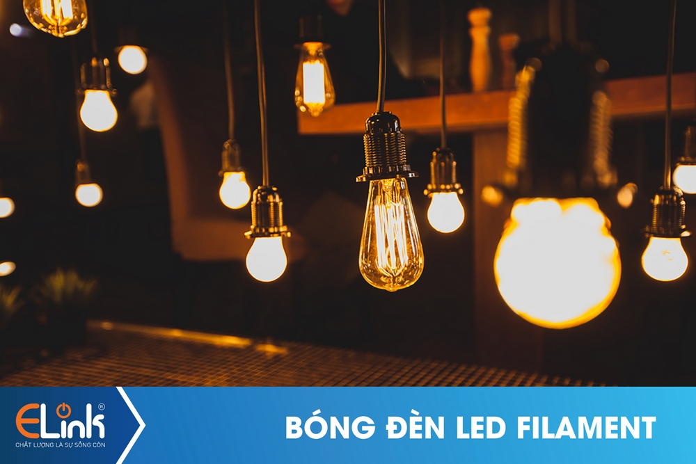 Bóng đèn LED Filament ELink